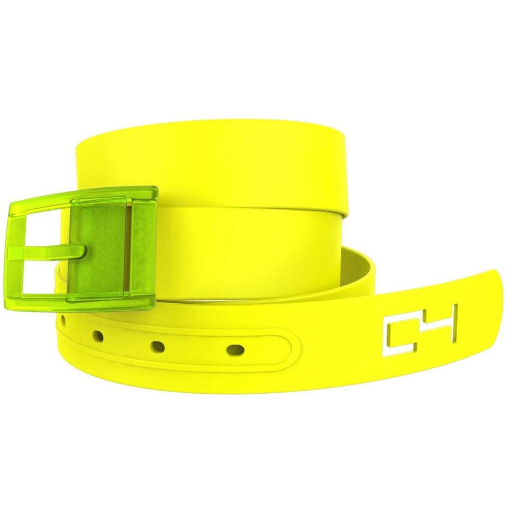 C4 Classic Belt - NEON YELLOW