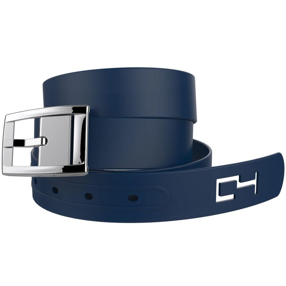 C4 Classic Combo Belt - NAVY/SILVER