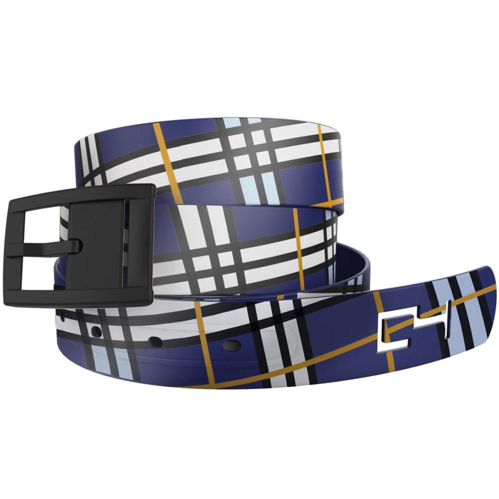 C4 Classic Combo Belt - NAVY PLAID