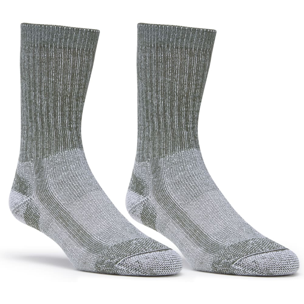 EMS Light Hiking Socks, 2-Pack - FOREST