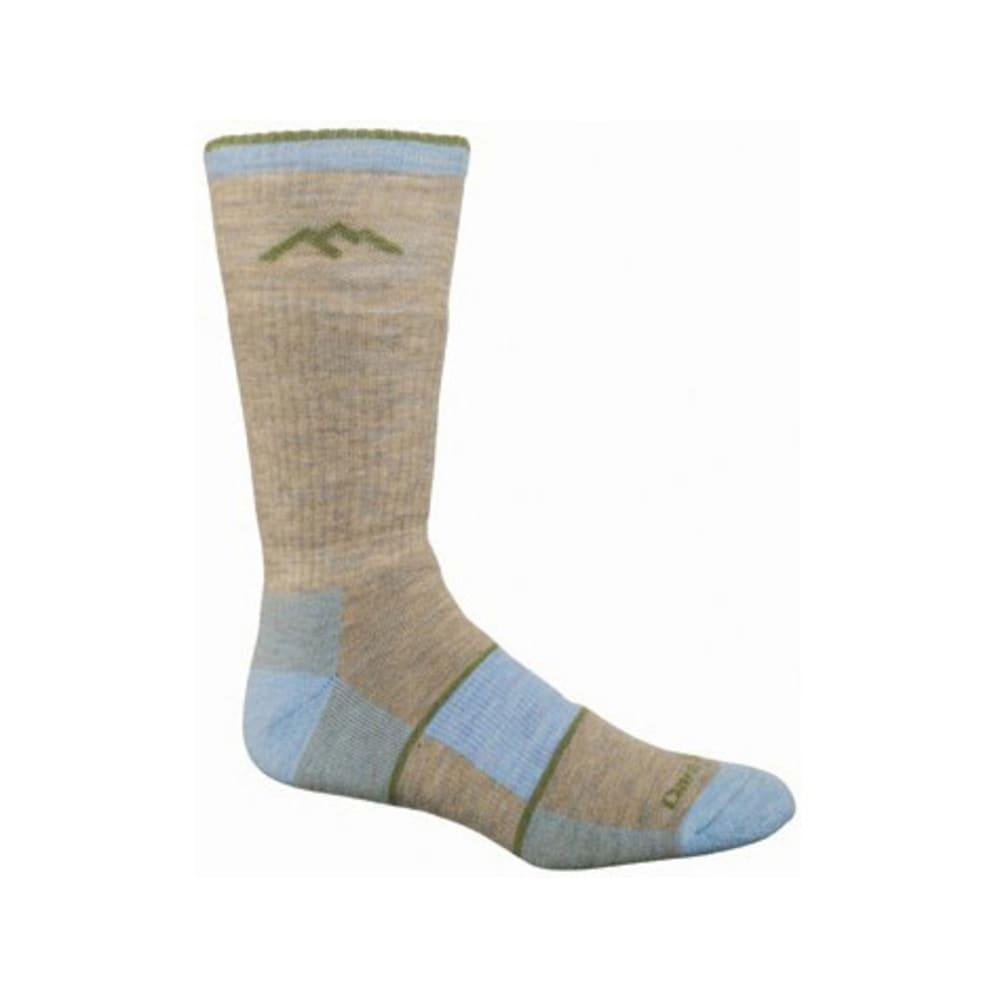 DARN TOUGH Full Cushion Boot Socks - STONE BLUE