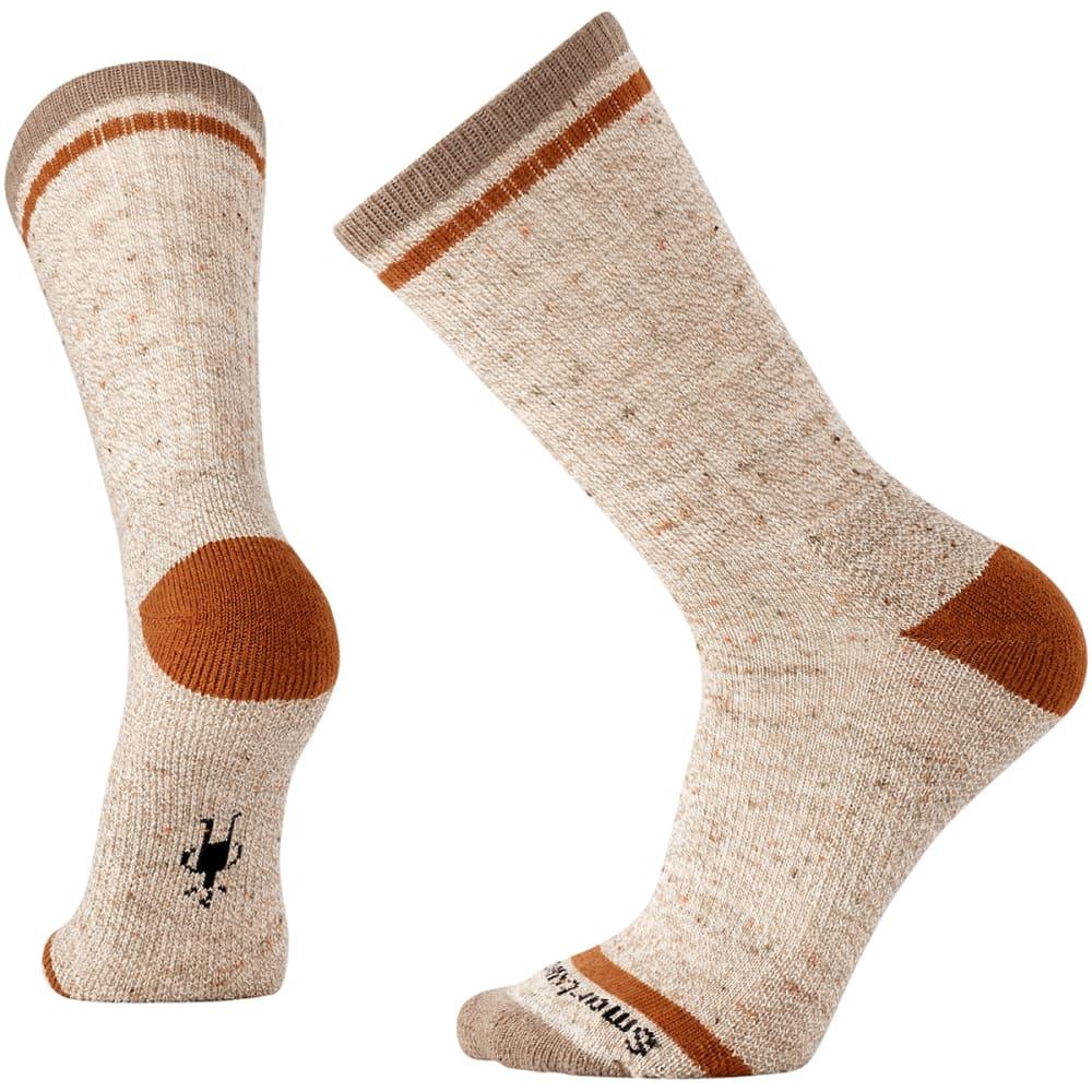 SMARTWOOL Men's Larimer Crew Socks - FOSSIL HTH 886