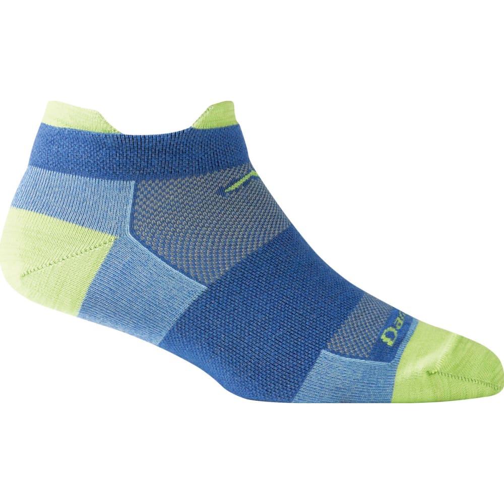 DARN TOUGH Women's Tab No-Show Light Cushion Socks - SWEDEN BLUE