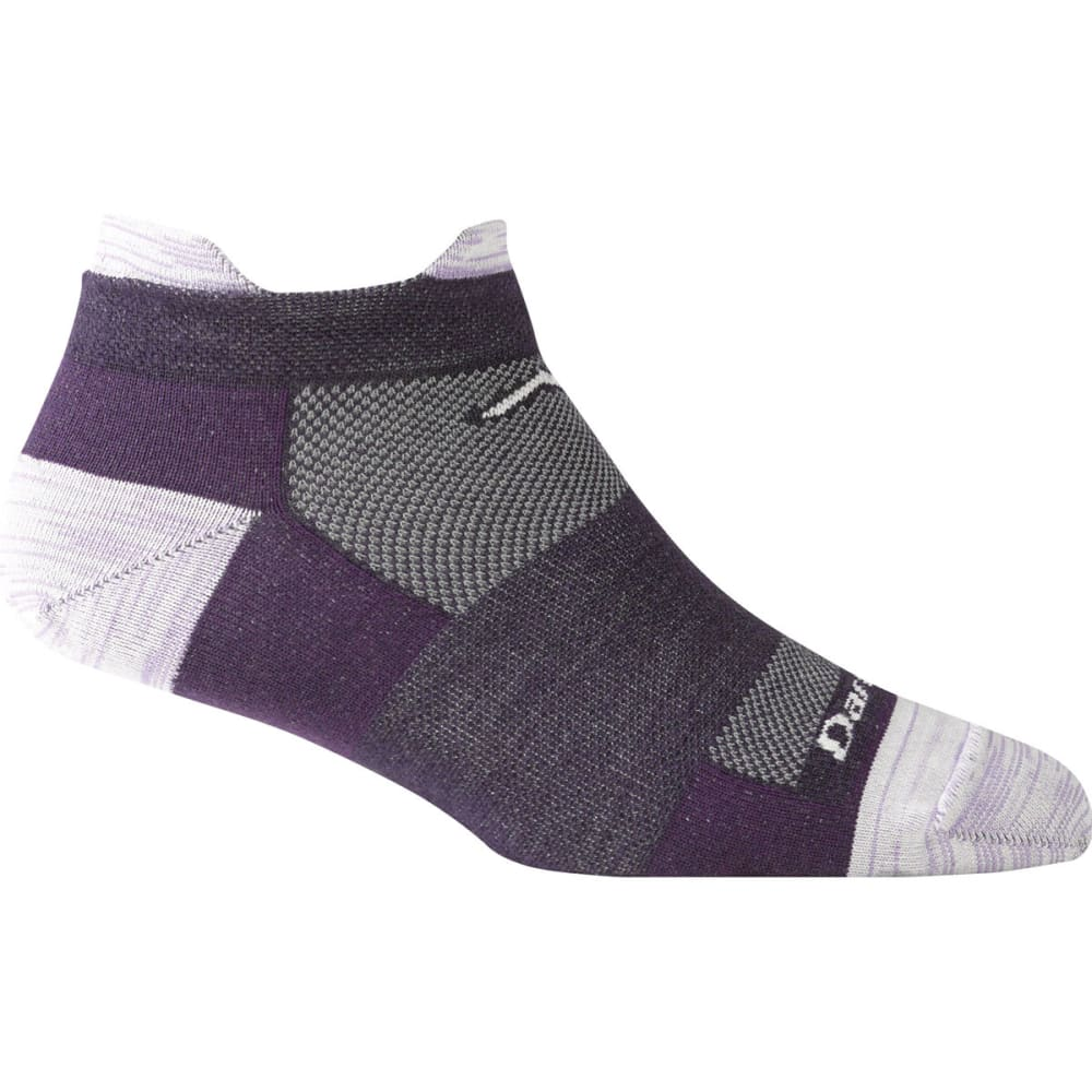 DARN TOUGH Women's Tab No-Show Light Cushion Socks - WOMEN'S TEAM DTV