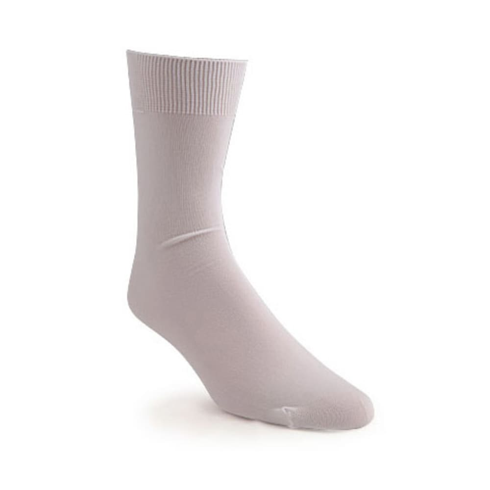EMS® Fast Mountain Wick Dry Liner Socks - WHITE