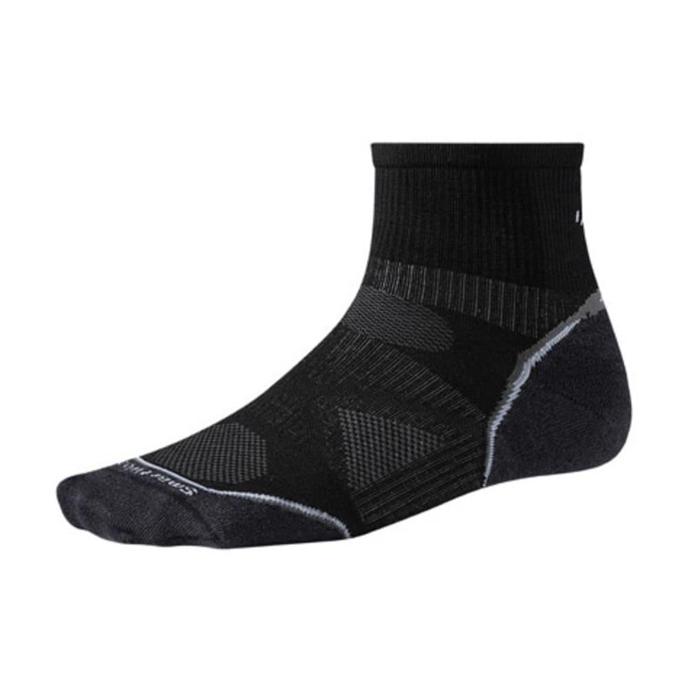 SMARTWOOL PhD Cycle Ultra Light Mini Socks - BLACK