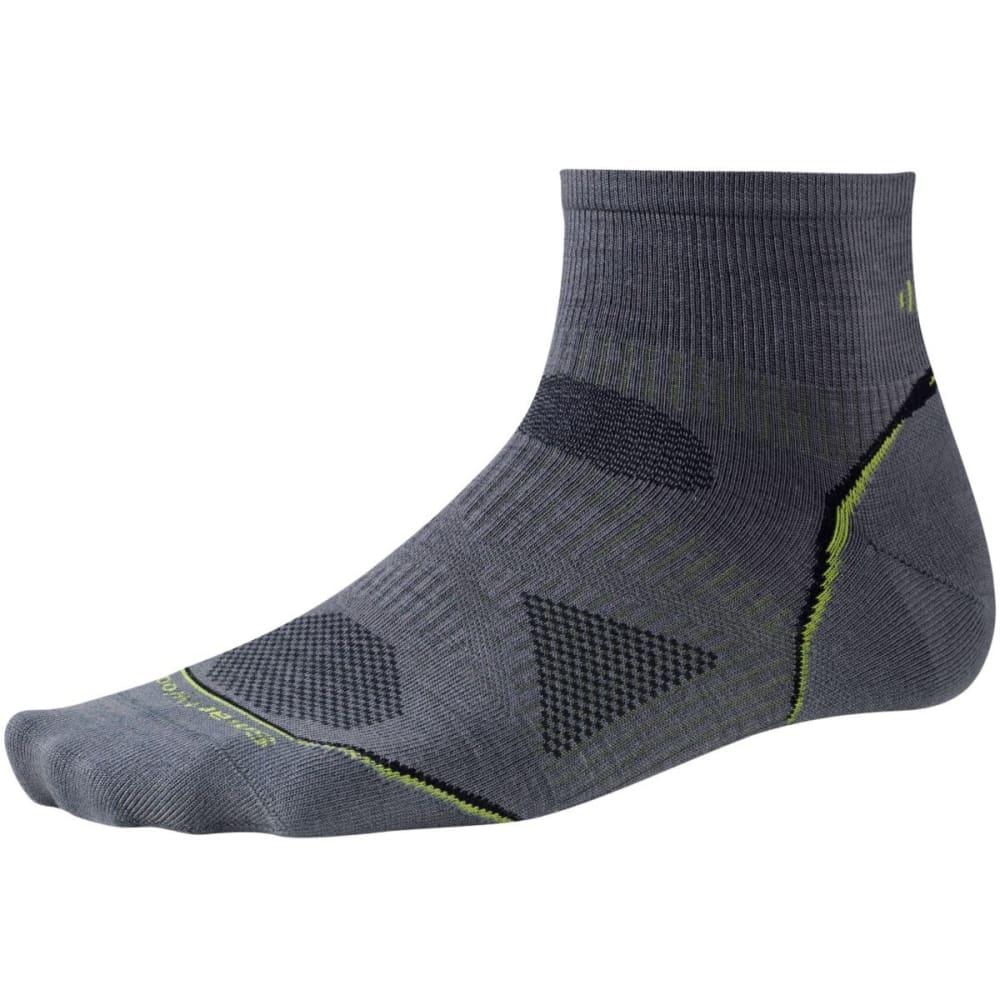 SMARTWOOL PhD Cycle Ultra Light Mini Socks - GRAPHITE 018
