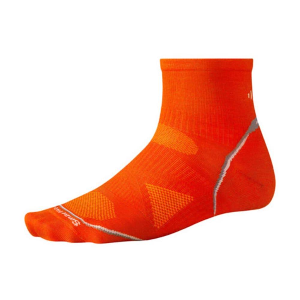SMARTWOOL PhD Cycle Ultra Light Mini Socks - ORANGE