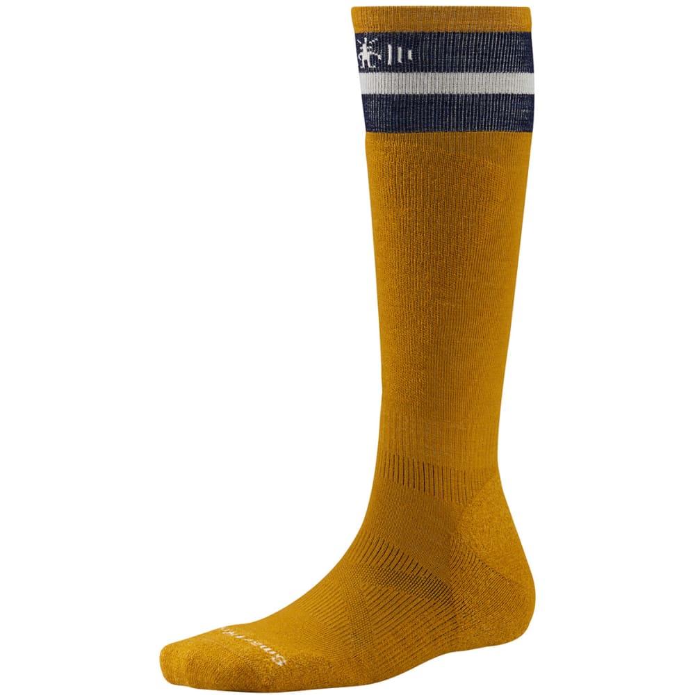 SMARTWOOL PhD Slopestyle Tube Socks - HARVEST GOLD