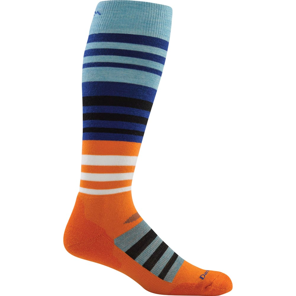 DARN TOUGH Men's Hojo Ultra-Light Ski Socks - ORANGE
