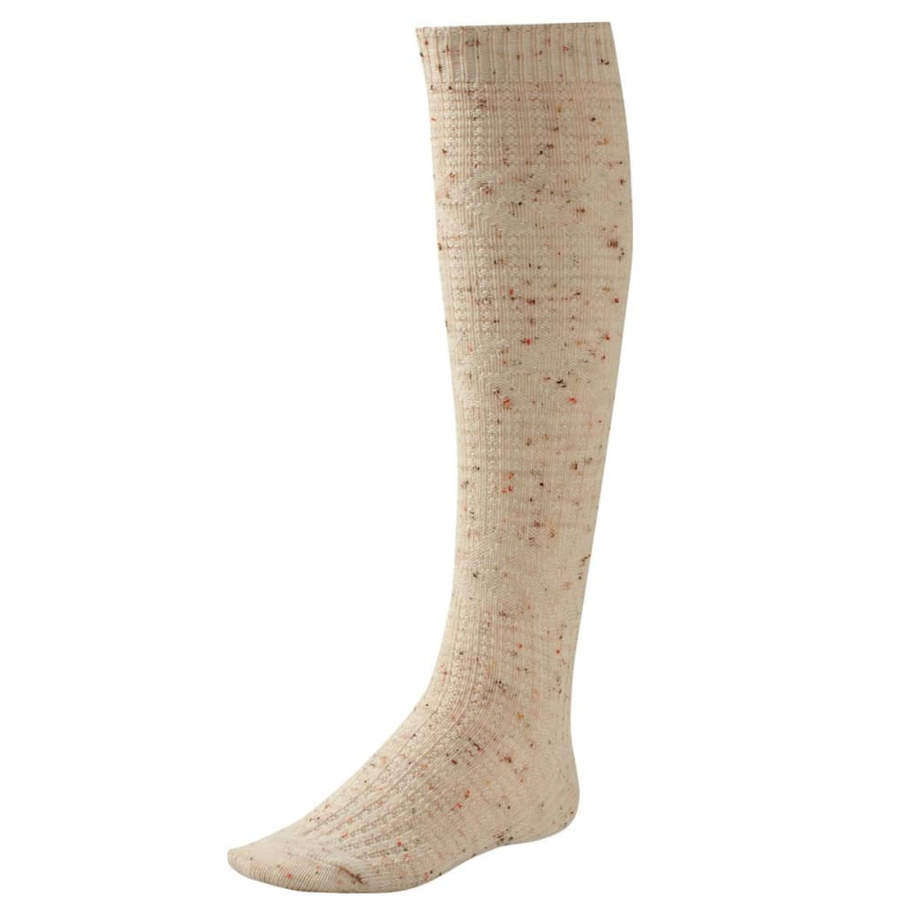 SMARTWOOL Women's Wheat Fields Knee-High Socks - NATURAL