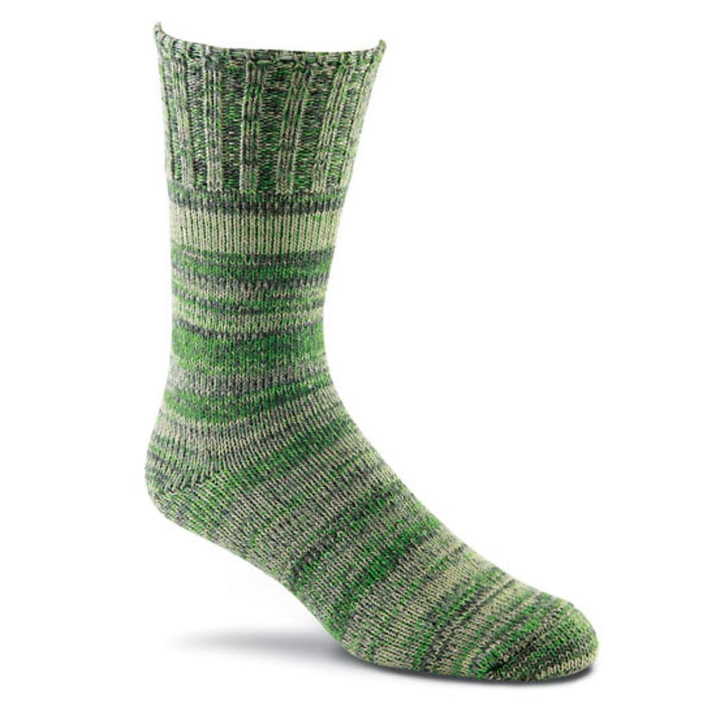 FOX RIVER Men's Free Feed Ragg Wool Socks - KHAKI