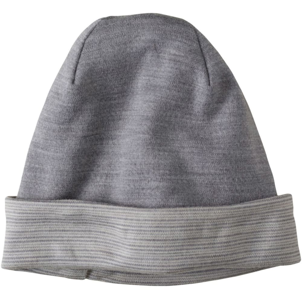 SMARTWOOL Reversible Pattern Cuffed Beanie - NATURAL GREY