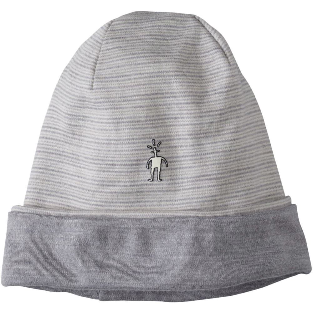 c61cad79007 SMARTWOOL Reversible Pattern Cuffed Beanie - NATURAL GREY