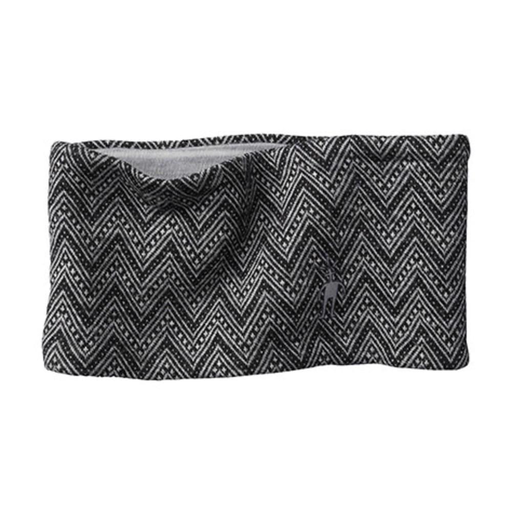SMARTWOOL NTS Mid 250 Reversible Pattern Headband - BLACK
