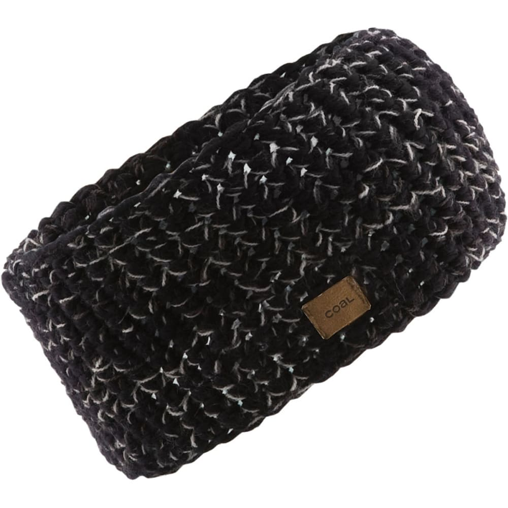 COAL The Peters Headband - BLACK