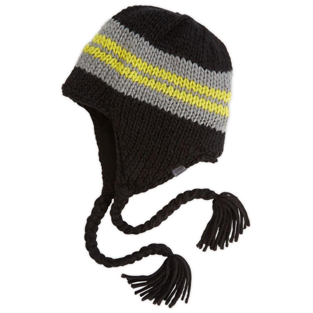EMS Convoy Peruvian Hat - JET BLACK