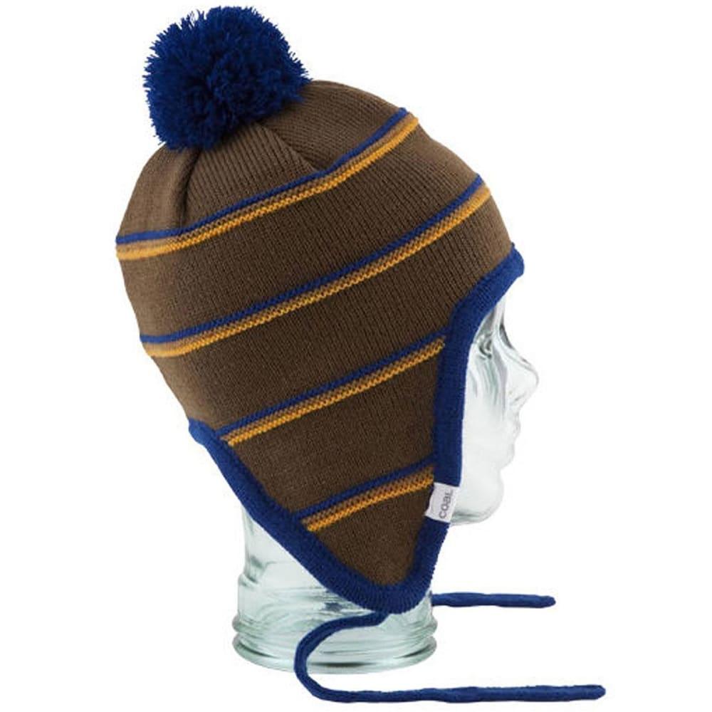 COAL Jonas Flap Hat - BROWN