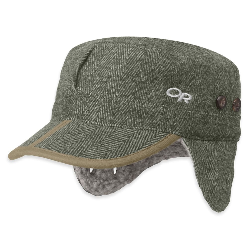 OUTDOOR RESEARCH Men's Yukon Cap - HERRINGBONE