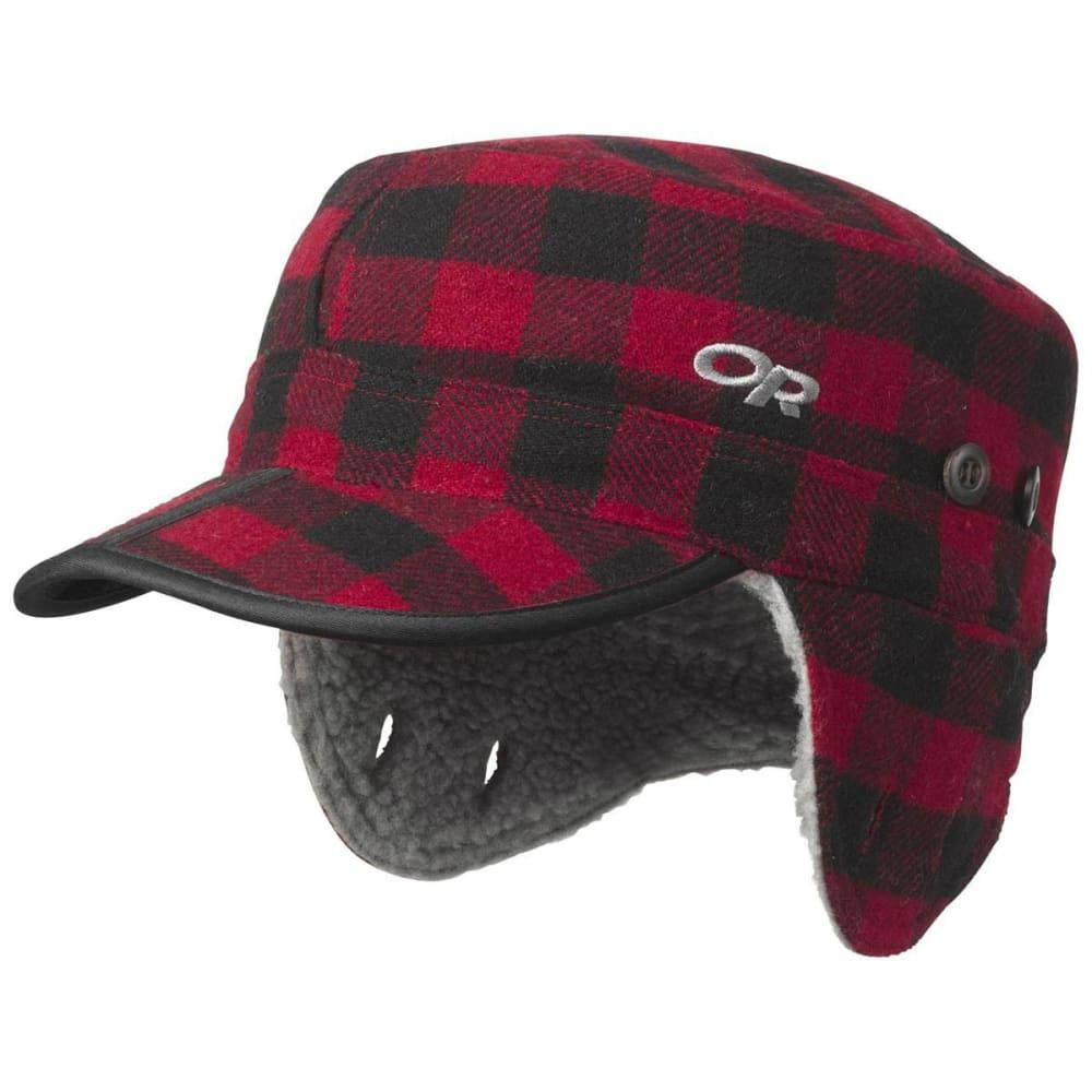 OUTDOOR RESEARCH Yukon Cap - REDWOOD/BLACK - 1080