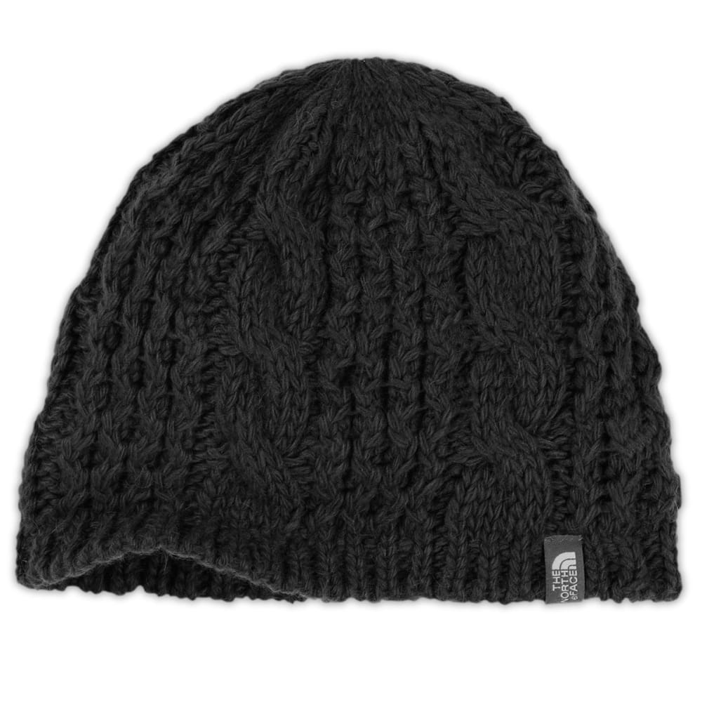 THE NORTH FACE Cable Minna Beanie - TNF BLACK
