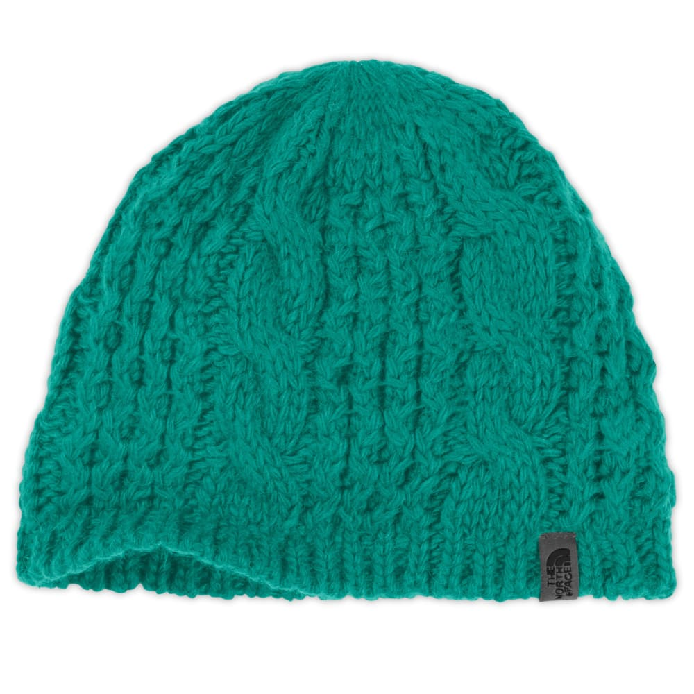 THE NORTH FACE Cable Minna Beanie - FANFARE GREEN