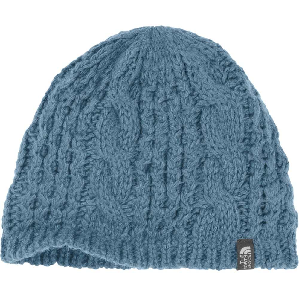 THE NORTH FACE Cable Minna Beanie - DUSTY BLUE