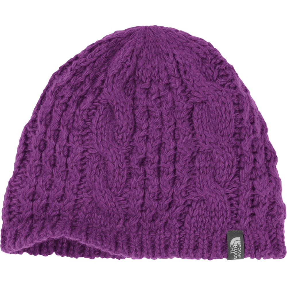 THE NORTH FACE Cable Minna Beanie - GRAVITY PURPLE