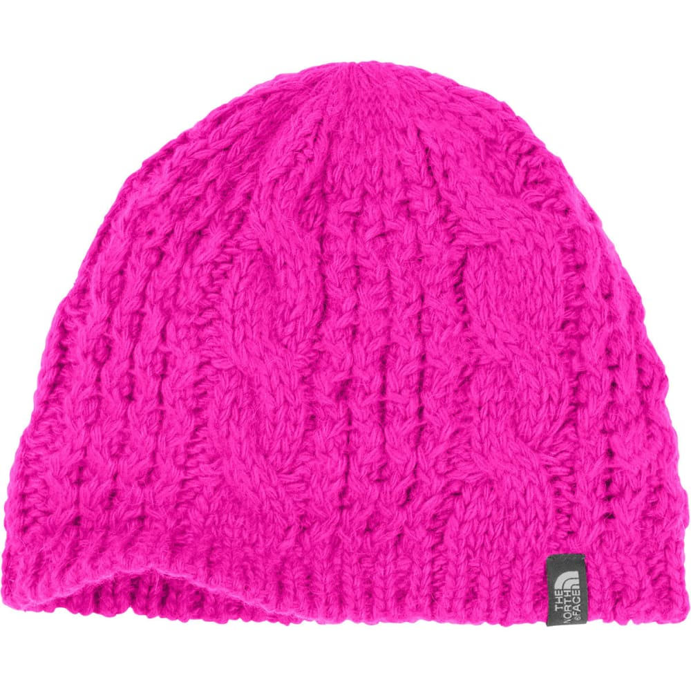 THE NORTH FACE Cable Minna Beanie - LUMINOUS PINK