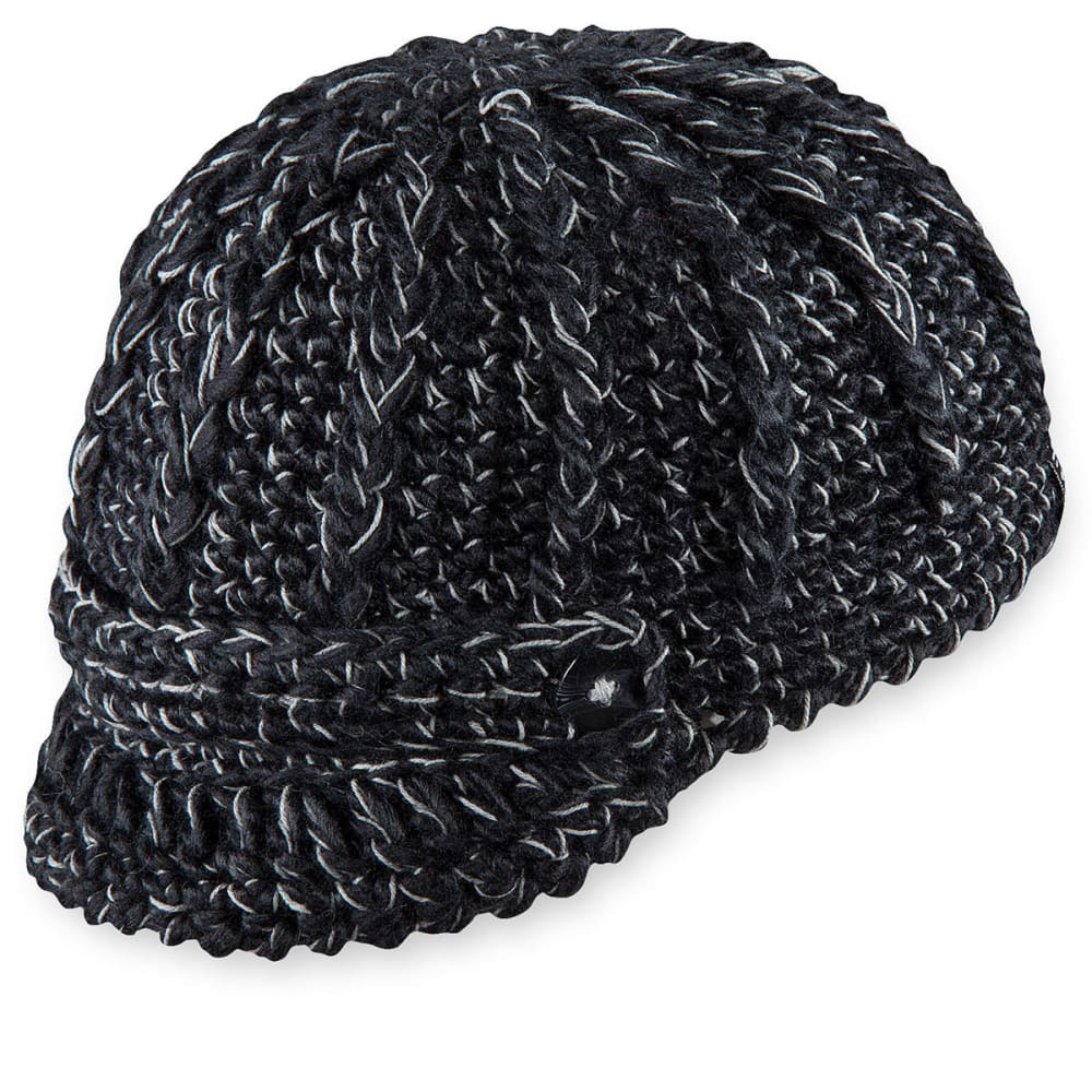 PISTIL Women's Clara Hat - BLACK