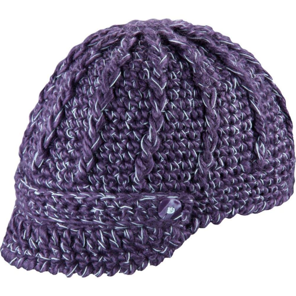 PISTIL Women's Clara Hat - EGGPLANT