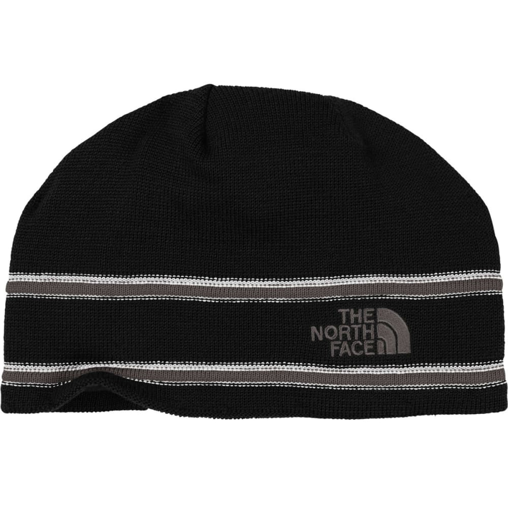 THE NORTH FACE Logo Beanie - KU6-TNF BLACK GRAPHI