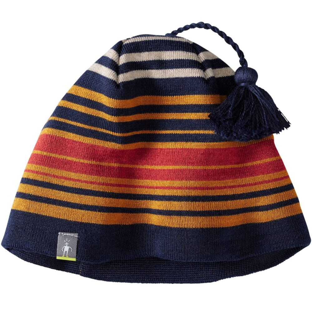 SMARTWOOL Straightline Hat - DEEP NAVY