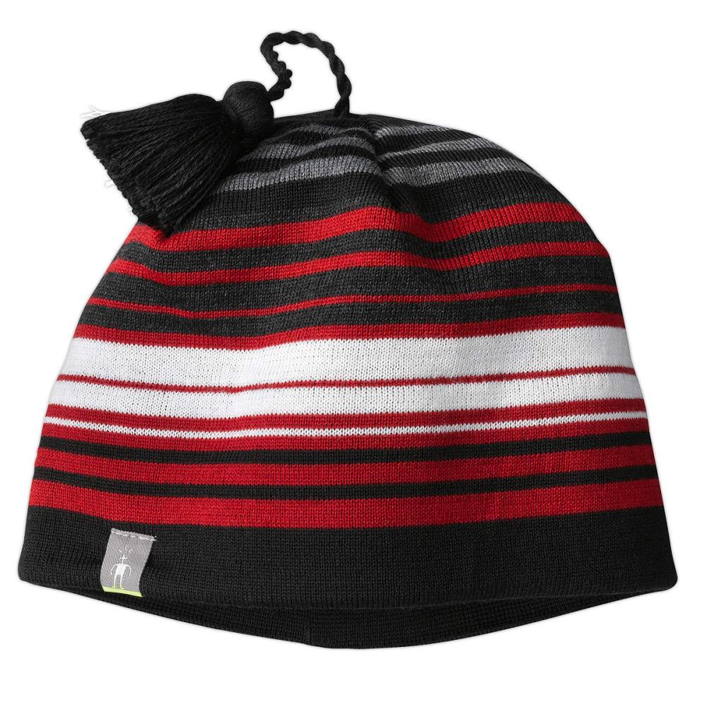 SMARTWOOL Straightline Hat - BRIGHT RED