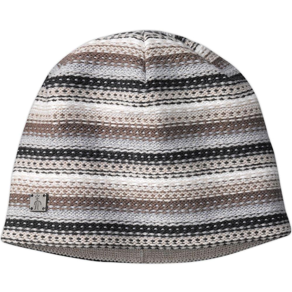 eff65e3d3b5 SMARTWOOL Marble Ridge Hat - OATMEAL