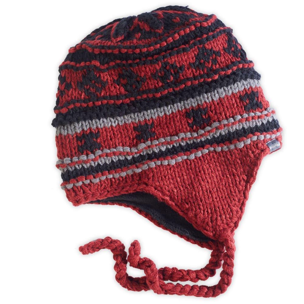 EMS Cusco Peruvian Hat - DEEP RED