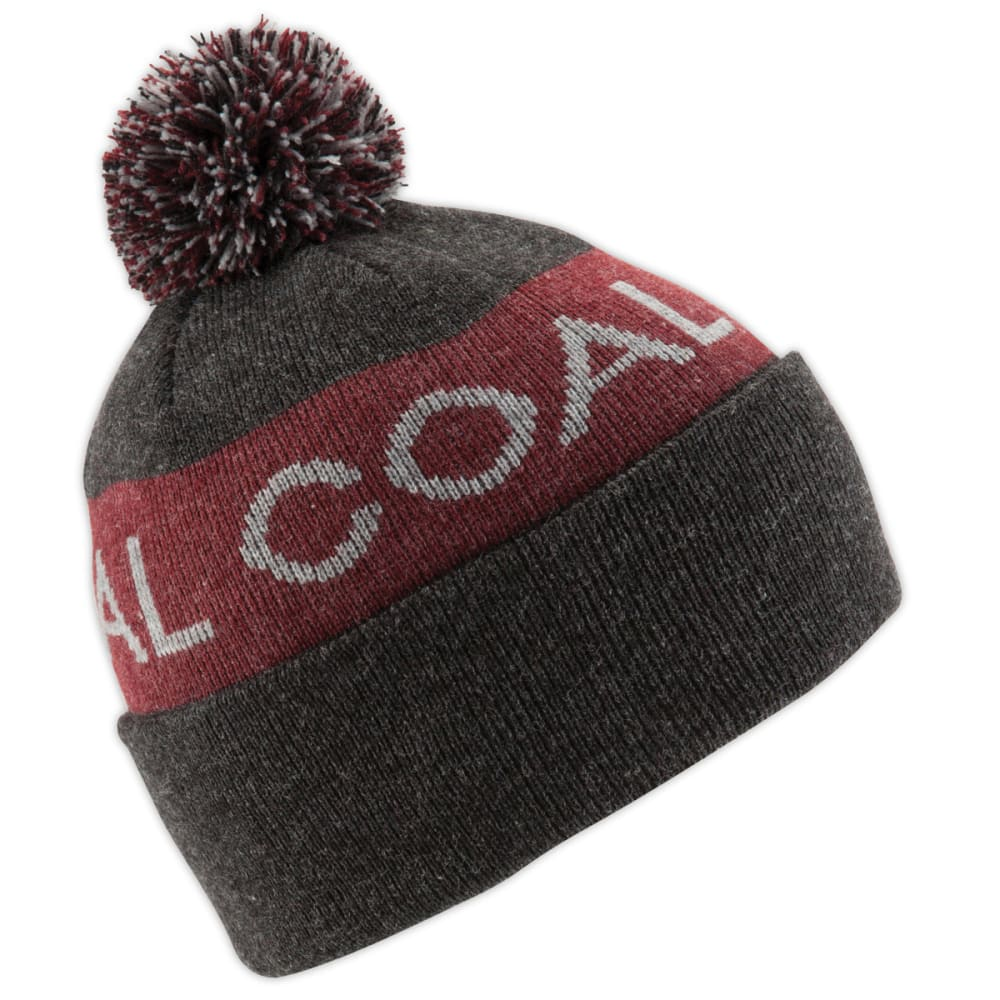 COAL The Team Hat - HEATH BLACK