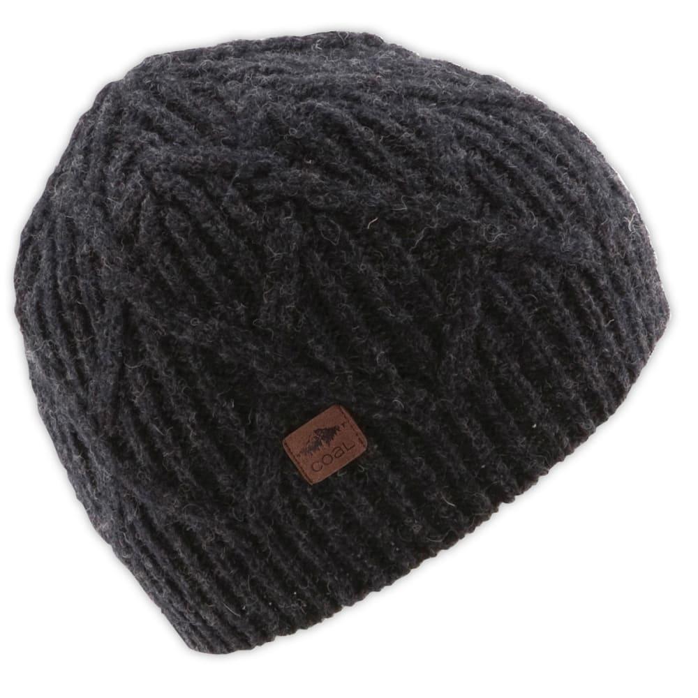 COAL The Yukon Hat, Black - BLACK