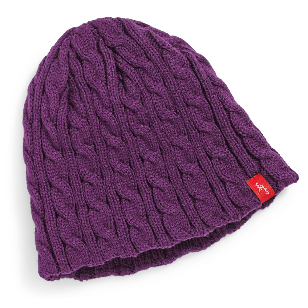 EMS Cable Knit Beanie