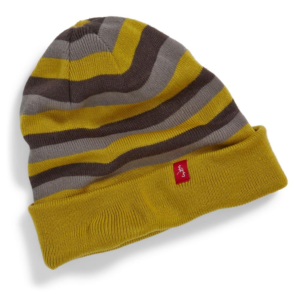 EMS® Switch Stripe Beanie - NEUTRAL GREY