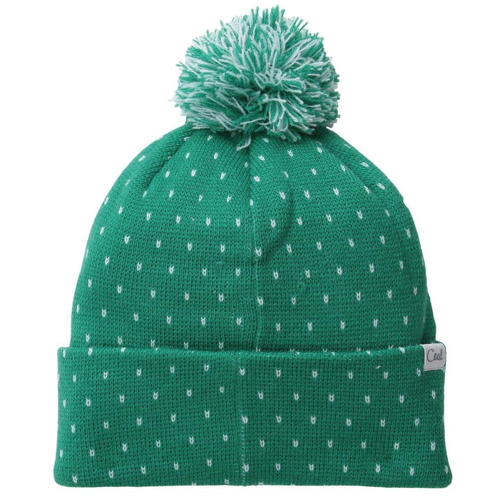 COAL Women's Dottie Beanie - JEWEL GREEN