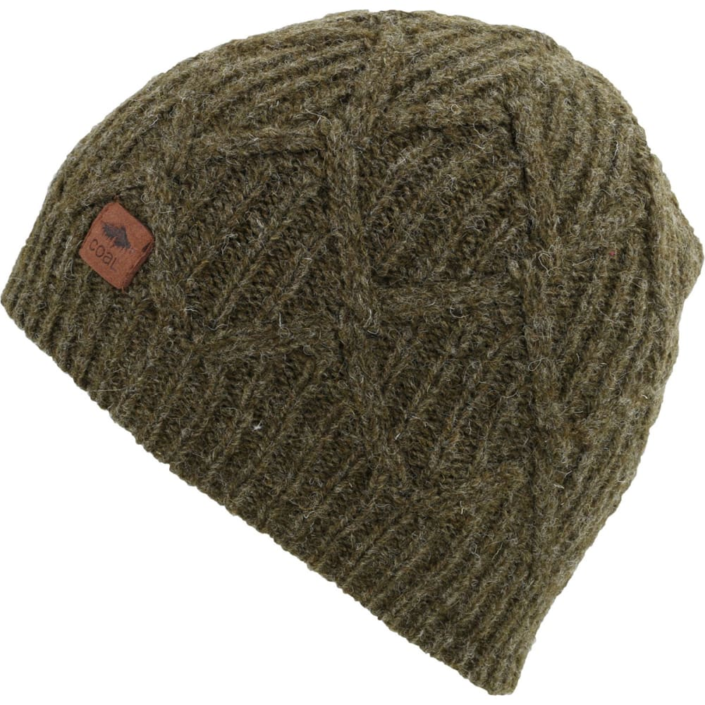 COAL Men's The Yukon Beanie - OLIVE GREEN