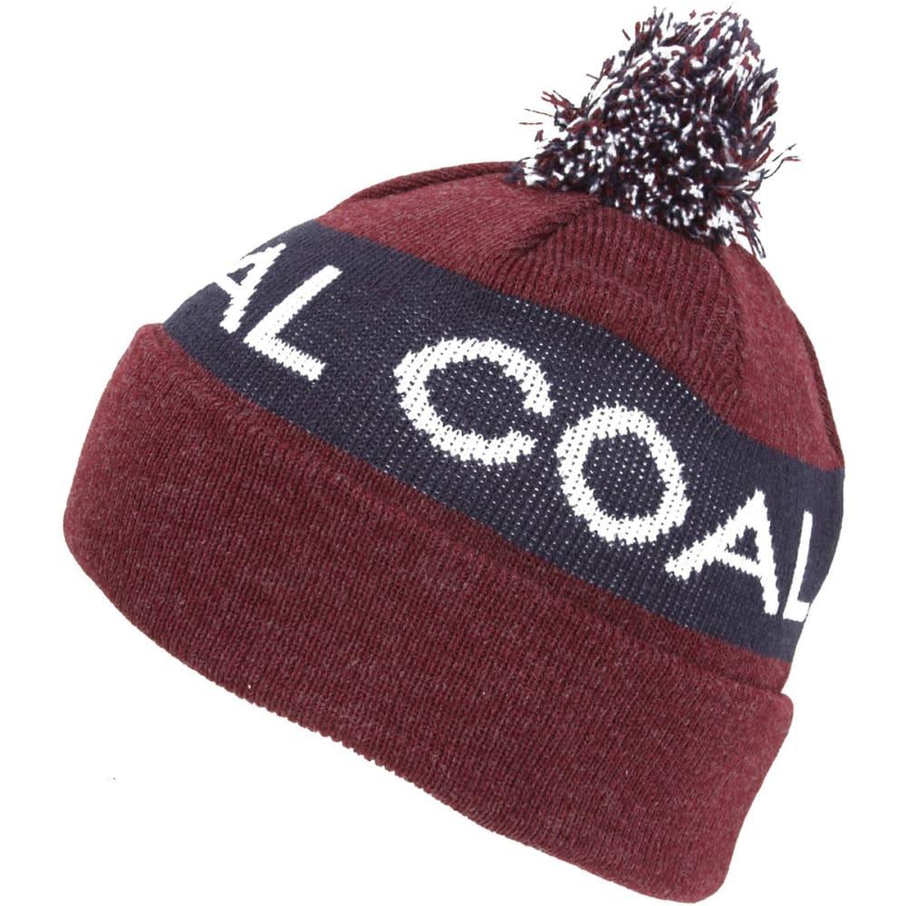 COAL The Team Hat - HEATHER BURGUNDY