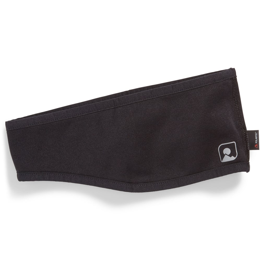 EMS® Power Stretch® Headband  - JET BLACK