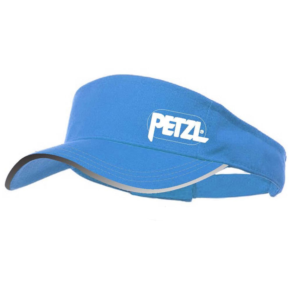 PETZL TreadBrightly Tech Visor - BLUE
