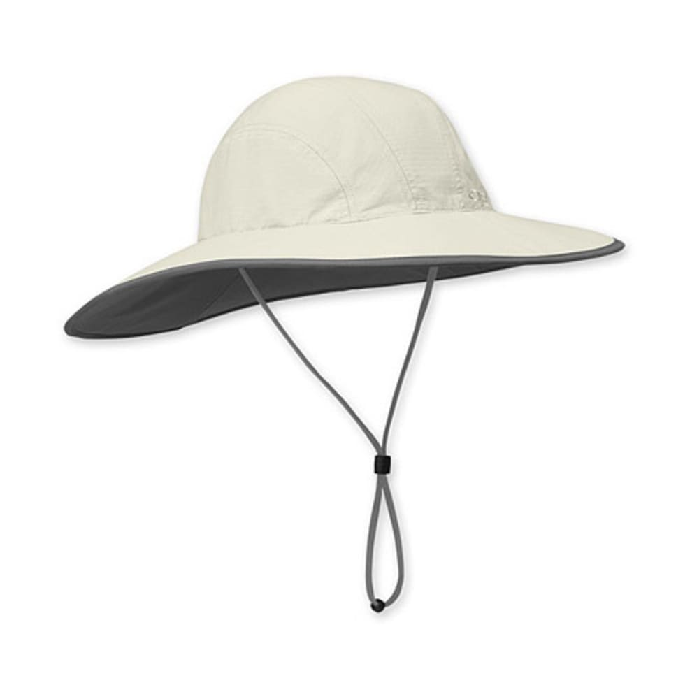 OUTDOOR RESEARCH Women's Oasis Sombrero Sun Hat - SAND/DK GRY-0910