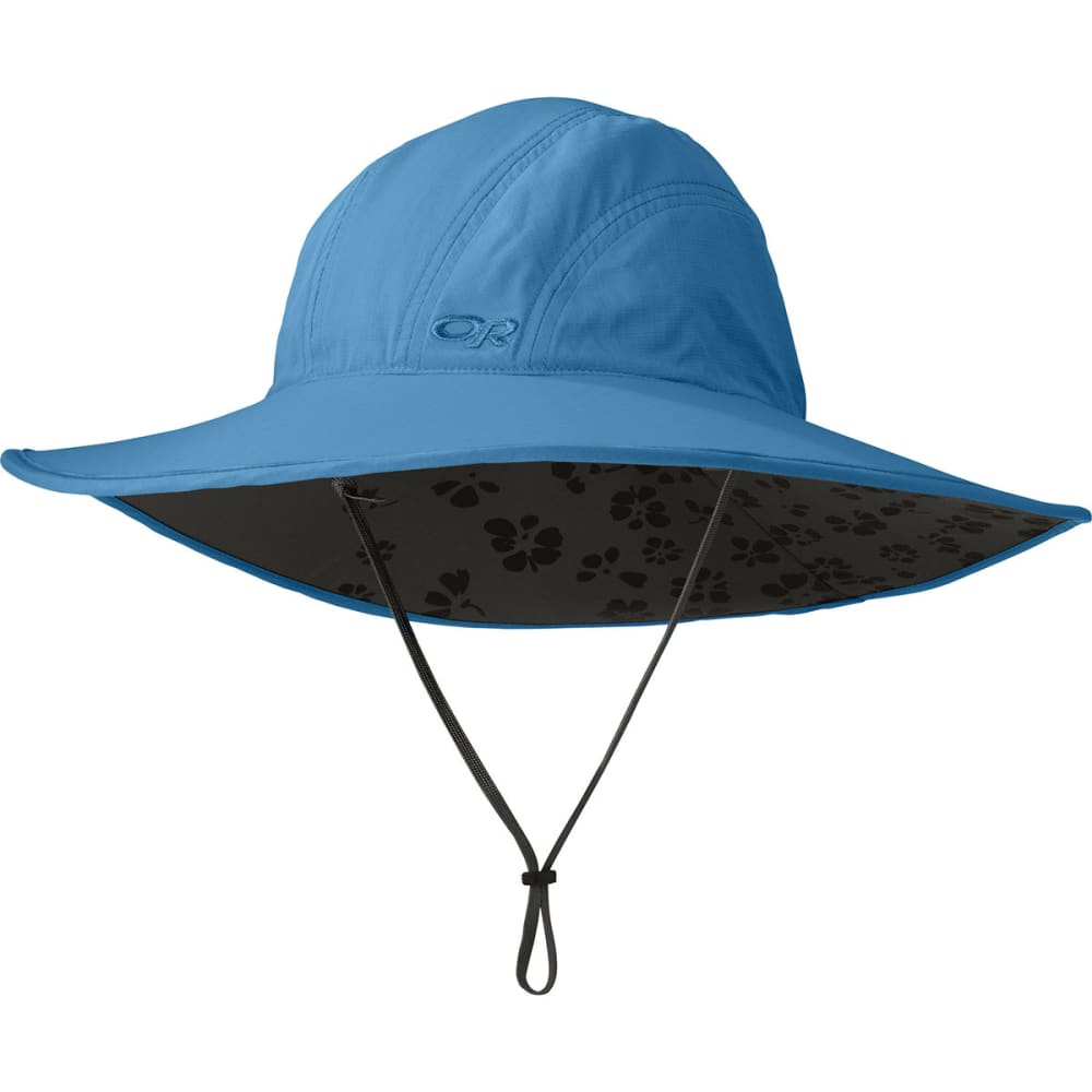 OUTDOOR RESEARCH Women's Oasis Sombrero Sun Hat - CORNFLOWER