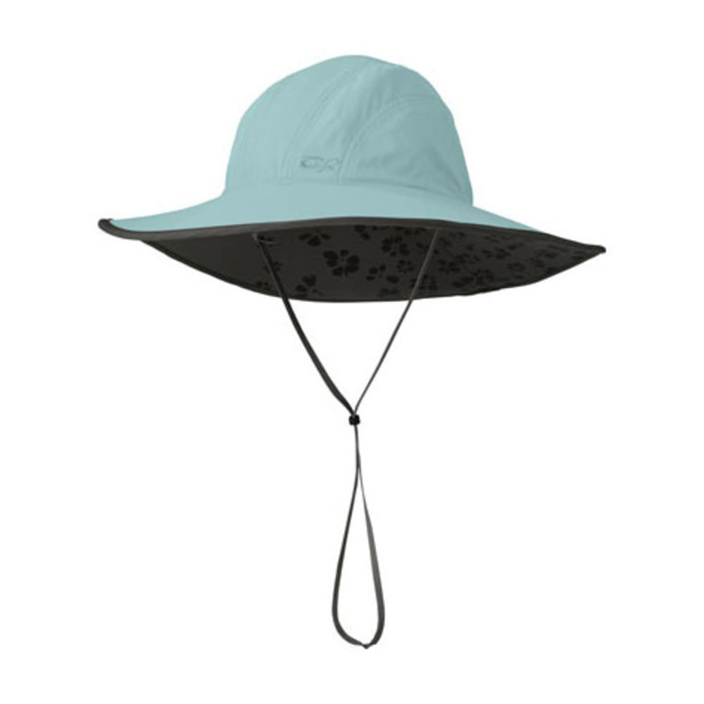 OUTDOOR RESEARCH Women's Oasis Sombrero Sun Hat - LT BLUE
