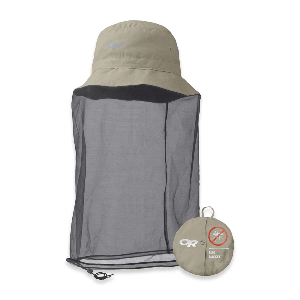 OUTDOOR RESEARCH Bug Bucket Hat - KHAKI