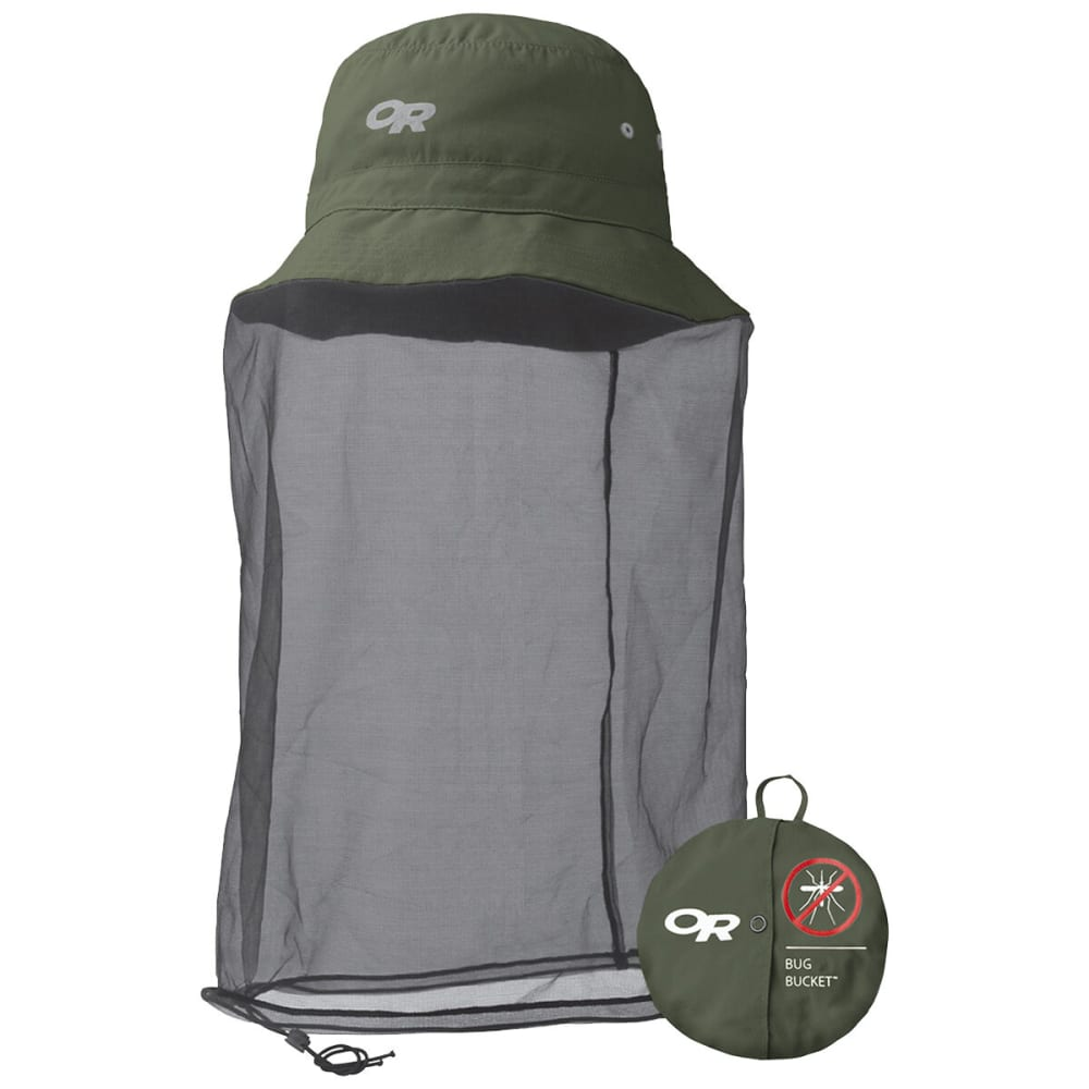 OUTDOOR RESEARCH Bug Bucket Hat - 0740 FATIGUE